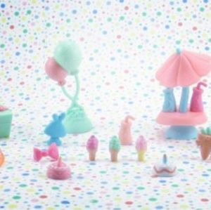 Littlest Pet Shop Balloons and Treats Party Parts